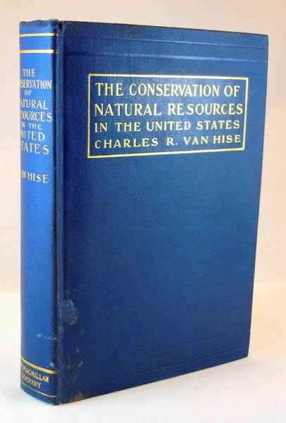 Image for The Conservation of Natural Resources in the United States