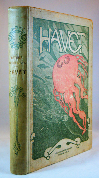 Image for Havet Dets Opdagelse og Erobring [The Sea Its discovery and conquest]