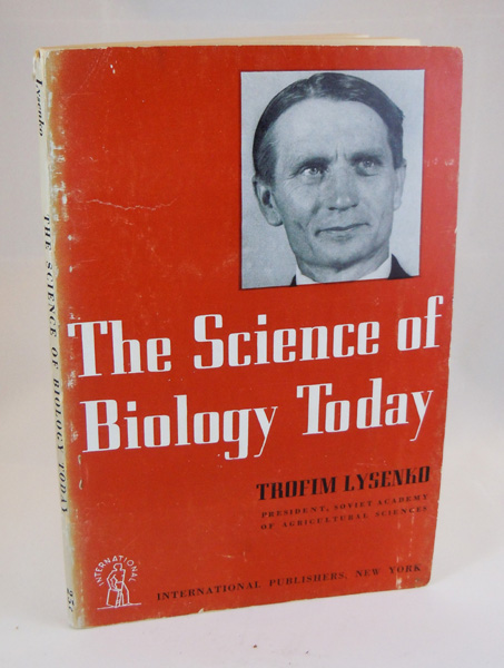 The Science of Biology Today