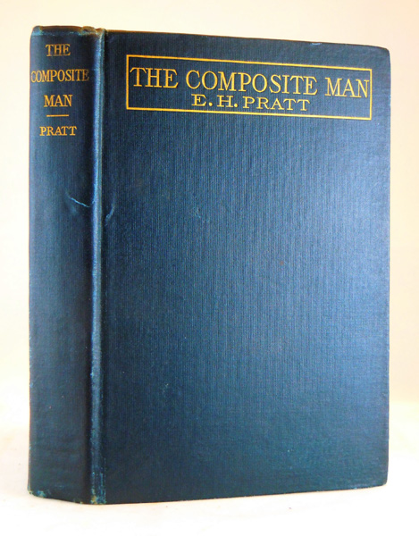 Image for The Composite Man as Comprehended in Fourteen Anatomical Impersonations