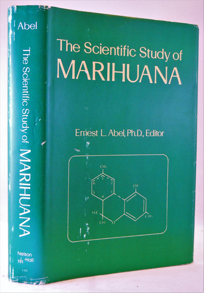 Image for The Scientific Study of Marihuana