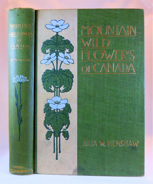 Image for Mountain Wild Flowers of Canada