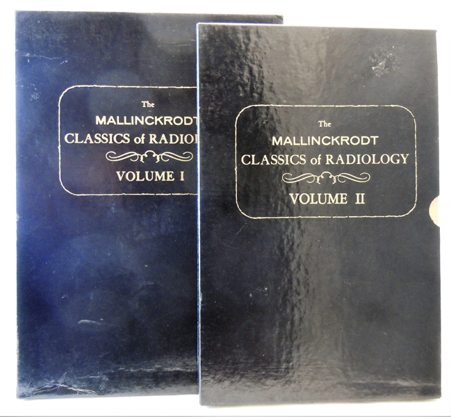Image for The Mallinckrodt Classics of Radiology, Volumes I and II