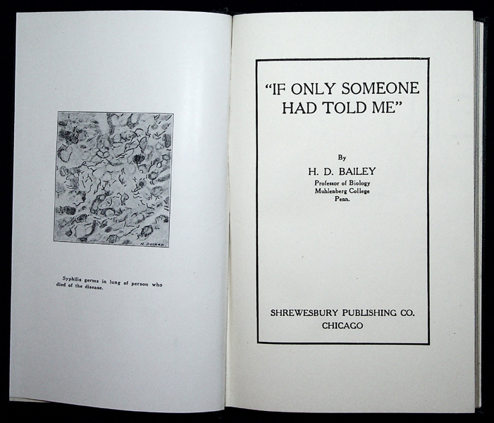'If Only Someone Had Told Me'