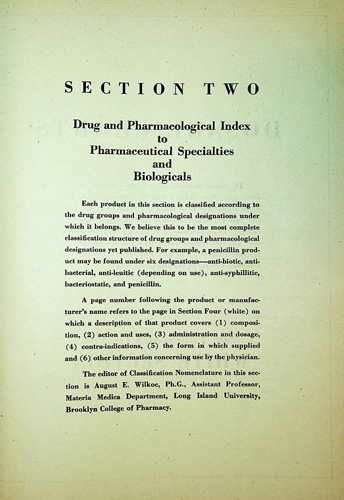 Image for Physicians' Desk Reference to pharmaceutical Specialties and Biologicals
