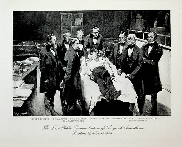 Image for The Semi-Centennial of Anaesthesia, October 16,  1846 - October 16, 1896