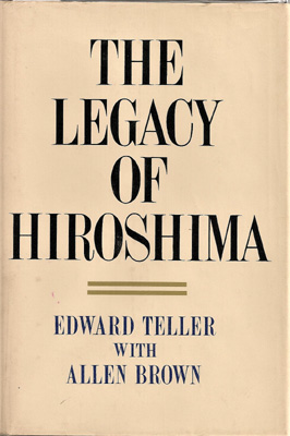 Image for The Legacy of Hiroshima