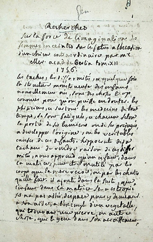 Image for Manuscript book of Copied Medical Papers