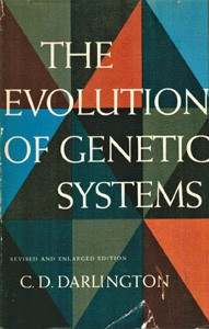 Image for The Evolution of Genetic Systems