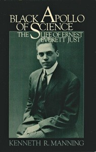 Image for Black Apollo of Science. The Life of Ernest Everett Just