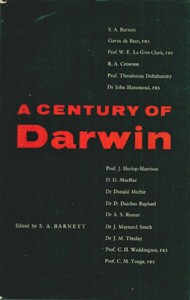 Image for A Century of Darwin