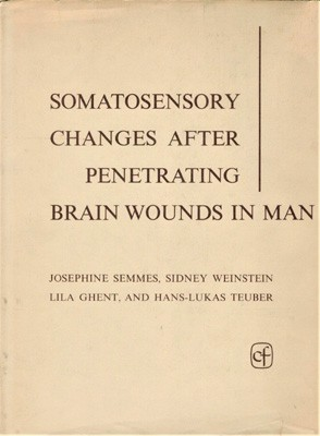 Image for Somatosensory Changes after Penetrating Brain Wounds in Man