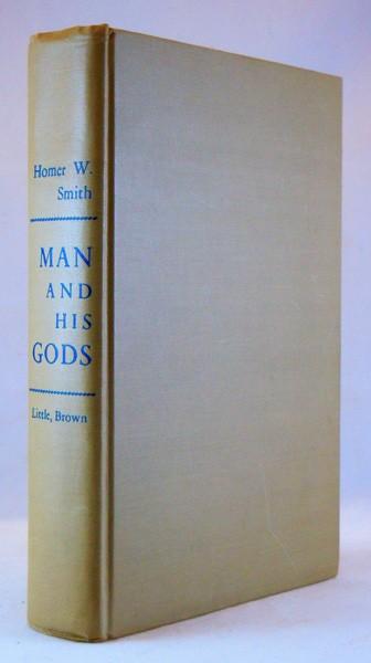 Image for Man and His Gods