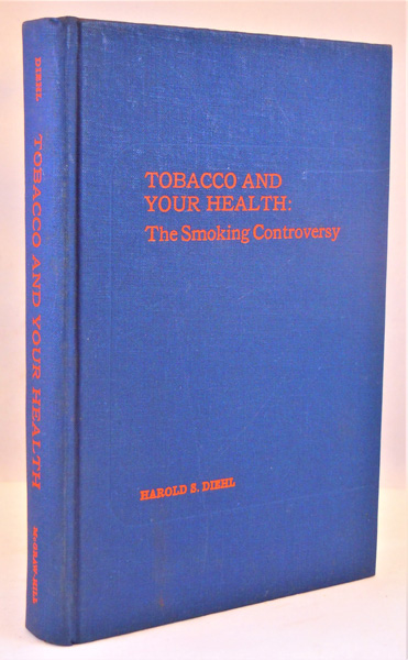 Image for Tobacoo & Your Health: The Smoking Controversy
