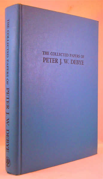 Image for The Collected Papers of Peter J. W. Debye