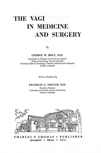 Image for The Vagi in Medicine and Surgery