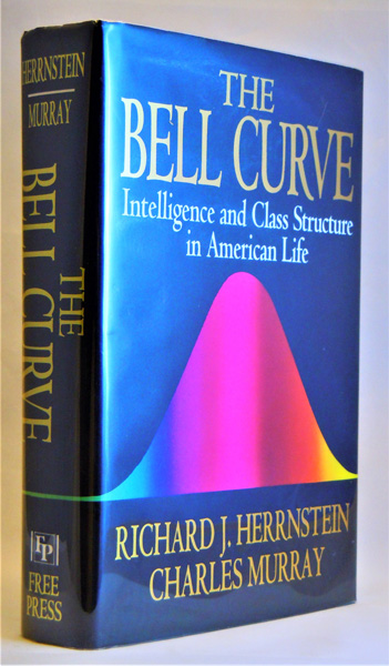Image for The Bell Curve. Intelligence and Class Structure in American Life