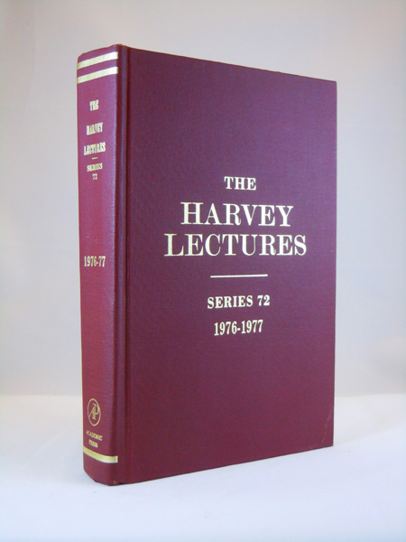 Image for The Harvey Lectures delivered under the auspices of the Harvey Society of New York